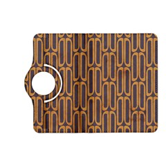 Chains Abstract Seamless Kindle Fire Hd (2013) Flip 360 Case by Simbadda