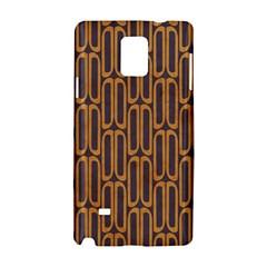Chains Abstract Seamless Samsung Galaxy Note 4 Hardshell Case by Simbadda