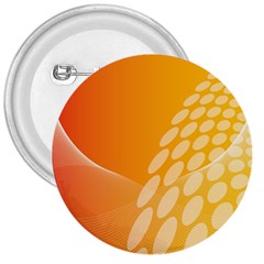 Abstract Orange Background 3  Buttons by Simbadda