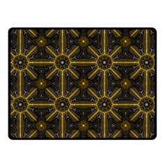 Digitally Created Seamless Pattern Tile Fleece Blanket (small) by Simbadda