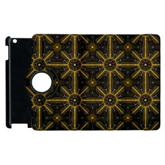Digitally Created Seamless Pattern Tile Apple Ipad 3/4 Flip 360 Case by Simbadda