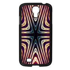 Vibrant Pattern Colorful Seamless Pattern Samsung Galaxy S4 I9500/ I9505 Case (black) by Simbadda