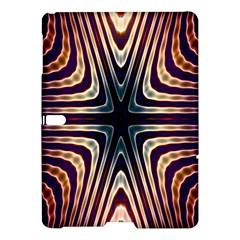 Vibrant Pattern Colorful Seamless Pattern Samsung Galaxy Tab S (10 5 ) Hardshell Case  by Simbadda
