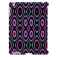 Colorful Seamless Pattern Vibrant Pattern Apple Ipad 3/4 Hardshell Case (compatible With Smart Cover) by Simbadda