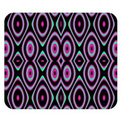 Colorful Seamless Pattern Vibrant Pattern Double Sided Flano Blanket (small)  by Simbadda
