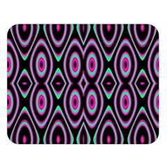 Colorful Seamless Pattern Vibrant Pattern Double Sided Flano Blanket (large)  by Simbadda