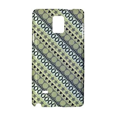 Abstract Seamless Background Pattern Samsung Galaxy Note 4 Hardshell Case by Simbadda