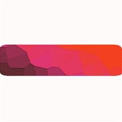 Abstract Elegant Background Pattern Large Bar Mats by Simbadda