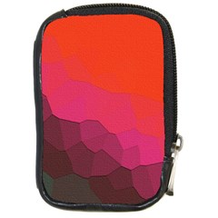 Abstract Elegant Background Pattern Compact Camera Cases by Simbadda