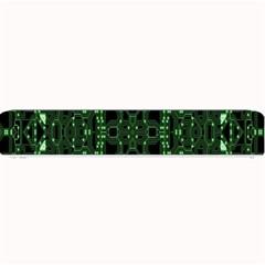 An Overly Large Geometric Representation Of A Circuit Board Small Bar Mats by Simbadda