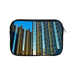 Two Abstract Architectural Patterns Apple Macbook Pro 15  Zipper Case by Simbadda