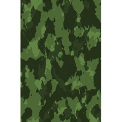 Camouflage Green Army Texture 5 5  X 8 5  Notebooks by Simbadda