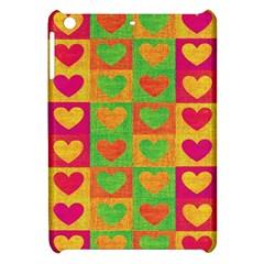 Pattern Apple Ipad Mini Hardshell Case by Valentinaart