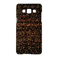 Pixel Pattern Colorful And Glowing Pixelated Samsung Galaxy A5 Hardshell Case  by Simbadda