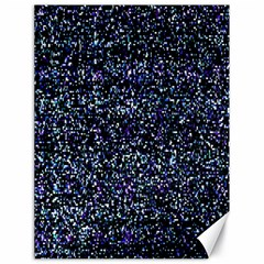 Pixel Colorful And Glowing Pixelated Pattern Canvas 18  X 24   by Simbadda