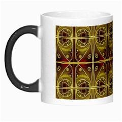 Seamless Symmetry Pattern Morph Mugs by Simbadda