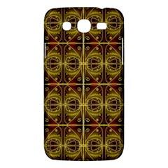 Seamless Symmetry Pattern Samsung Galaxy Mega 5 8 I9152 Hardshell Case  by Simbadda