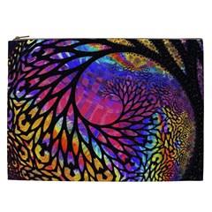 3d Fractal Mandelbulb Cosmetic Bag (xxl)  by Simbadda