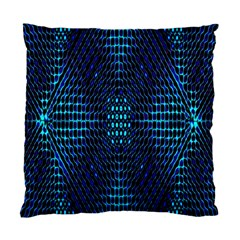 Vibrant Pattern Colorful Seamless Pattern Standard Cushion Case (one Side) by Simbadda