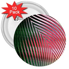 Watermelon Dream 3  Buttons (10 Pack)  by Simbadda