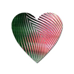Watermelon Dream Heart Magnet by Simbadda