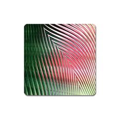 Watermelon Dream Square Magnet by Simbadda
