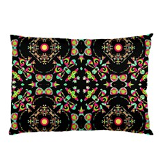 Abstract Elegant Background Pattern Pillow Case (two Sides) by Simbadda