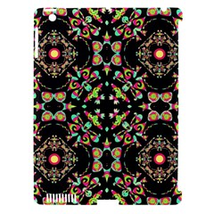 Abstract Elegant Background Pattern Apple Ipad 3/4 Hardshell Case (compatible With Smart Cover) by Simbadda