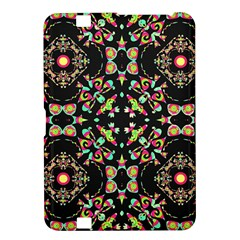 Abstract Elegant Background Pattern Kindle Fire Hd 8 9  by Simbadda
