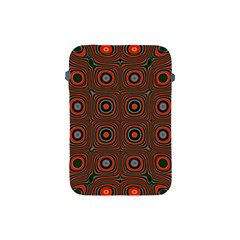 Vibrant Pattern Seamless Colorful Apple Ipad Mini Protective Soft Cases by Simbadda