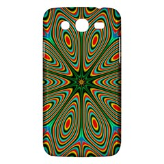 Vibrant Seamless Pattern  Colorful Samsung Galaxy Mega 5 8 I9152 Hardshell Case  by Simbadda