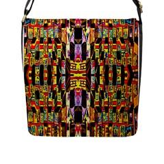 Brick House Mrtacpans Flap Messenger Bag (l)  by MRTACPANS