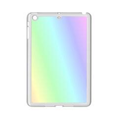 Multi Color Pastel Background Ipad Mini 2 Enamel Coated Cases by Simbadda