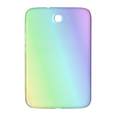 Multi Color Pastel Background Samsung Galaxy Note 8 0 N5100 Hardshell Case  by Simbadda