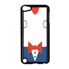 Peppermint Butler Wallpaper Face Apple Ipod Touch 5 Case (black) by Alisyart