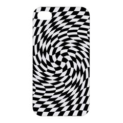 Whirl Apple Iphone 4/4s Premium Hardshell Case by Simbadda