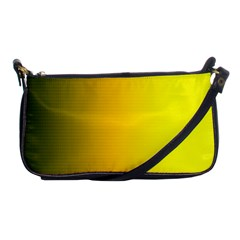 Yellow Gradient Background Shoulder Clutch Bags by Simbadda