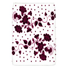 Floral Pattern Flap Covers (s)  by Simbadda