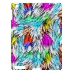 Fur Fabric Apple Ipad 3/4 Hardshell Case by Simbadda