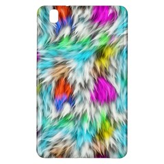 Fur Fabric Samsung Galaxy Tab Pro 8 4 Hardshell Case by Simbadda