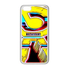 Resident Ange Apple Iphone 5c Seamless Case (white) by MRTACPANS