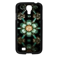 Kaleidoscope With Bits Of Colorful Translucent Glass In A Cylinder Filled With Mirrors Samsung Galaxy S4 I9500/ I9505 Case (black) by Simbadda