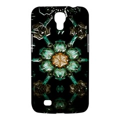 Kaleidoscope With Bits Of Colorful Translucent Glass In A Cylinder Filled With Mirrors Samsung Galaxy Mega 6 3  I9200 Hardshell Case by Simbadda