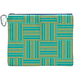 Pattern Canvas Cosmetic Bag (xxxl) by Valentinaart