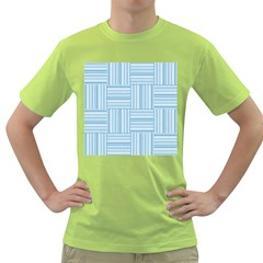 Pattern Green T Shirt by Valentinaart