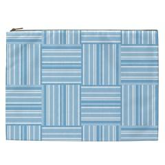Pattern Cosmetic Bag (xxl)  by Valentinaart