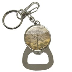 Ceiba Tree At Dry Forest Guayas District   Ecuador Button Necklaces by dflcprints