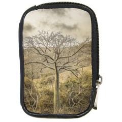 Ceiba Tree At Dry Forest Guayas District   Ecuador Compact Camera Cases by dflcprints