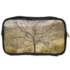 Ceiba Tree At Dry Forest Guayas District   Ecuador Toiletries Bags by dflcprints