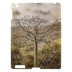 Ceiba Tree At Dry Forest Guayas District   Ecuador Apple Ipad 3/4 Hardshell Case by dflcprints